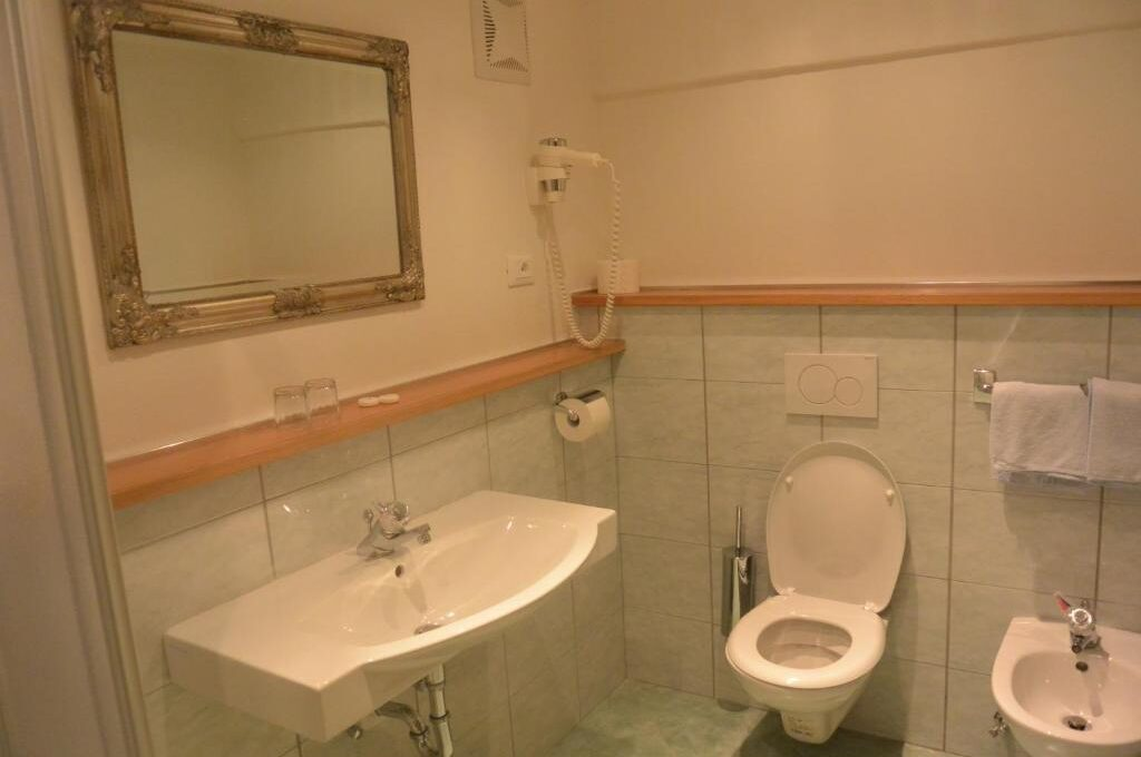 Double room for single use